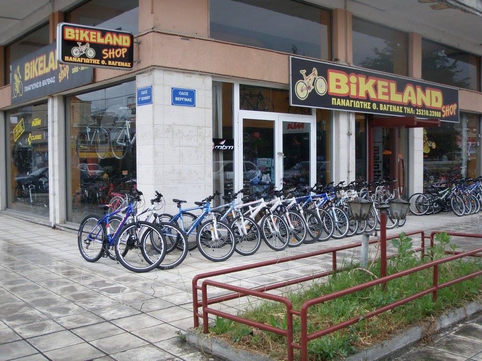 Κατάστημα BikelandShop Δράμα