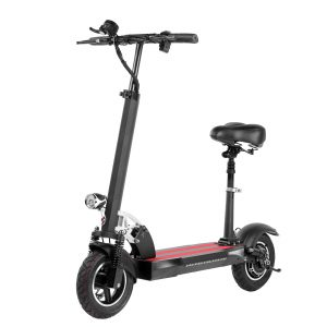 e-scooter with seat 48v 10ah 10inch